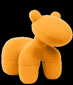 pony-orange